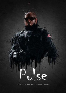 Rainbow Six Siege Pulse With Images Rainbow Rainbow Six Siege