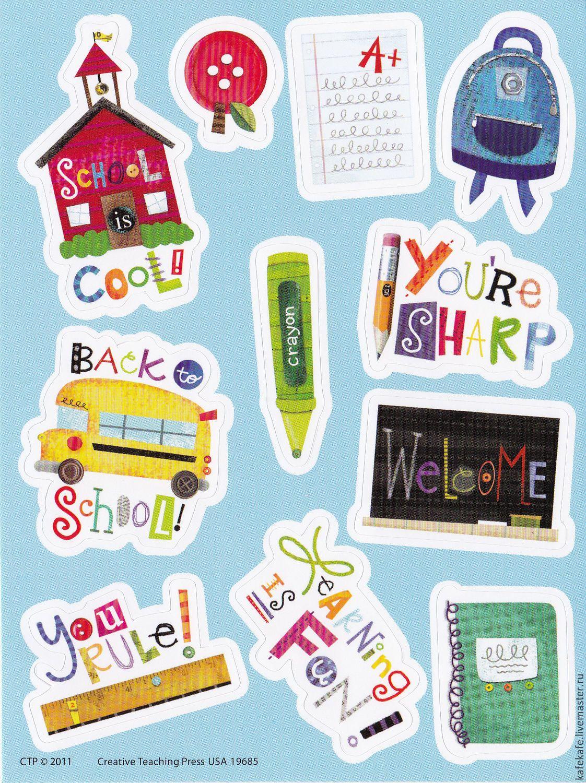 скрапбукинг стикеры детские - Поиск в Google