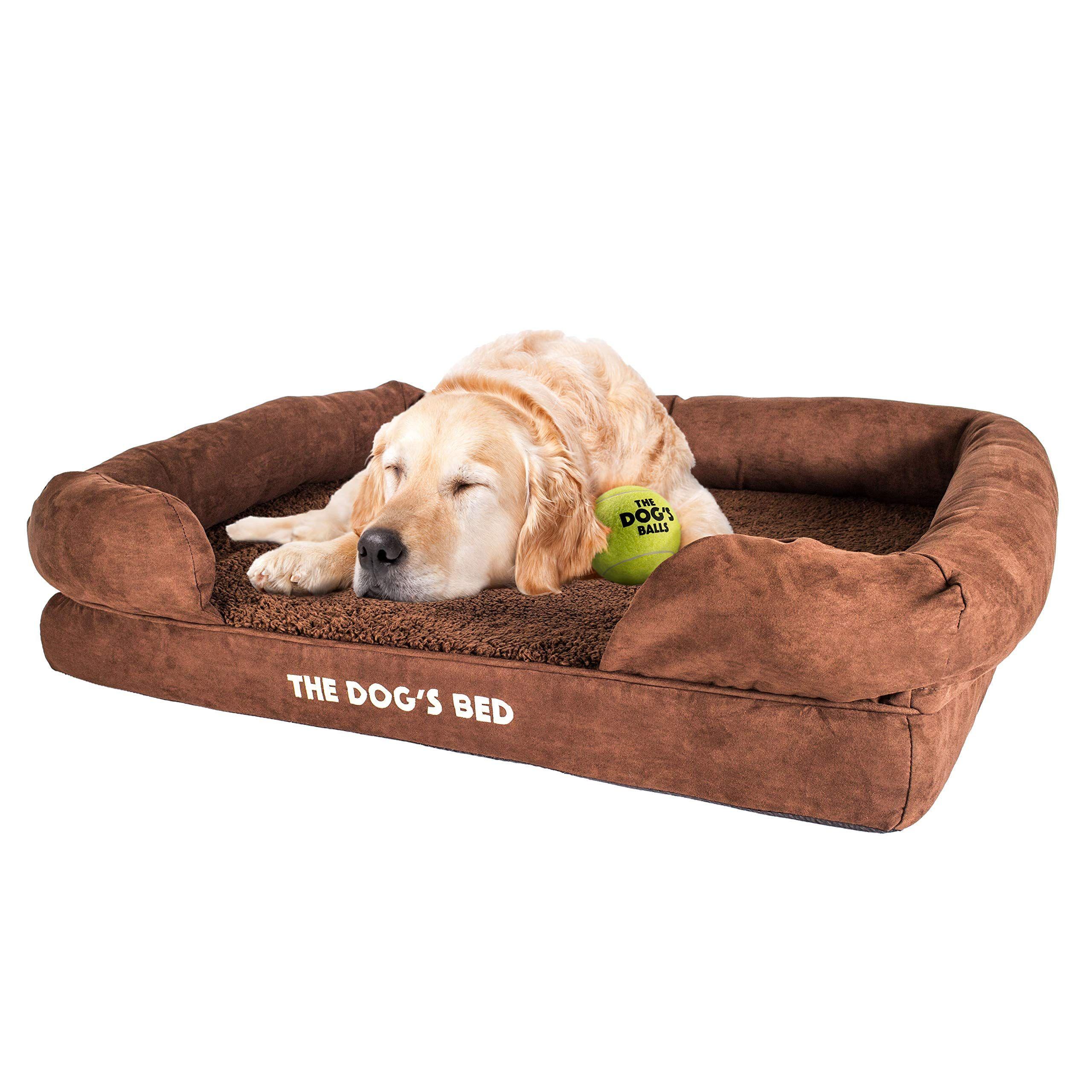 The Dogs Bed Orthopedic Premium Memory Foam Waterproof Dog