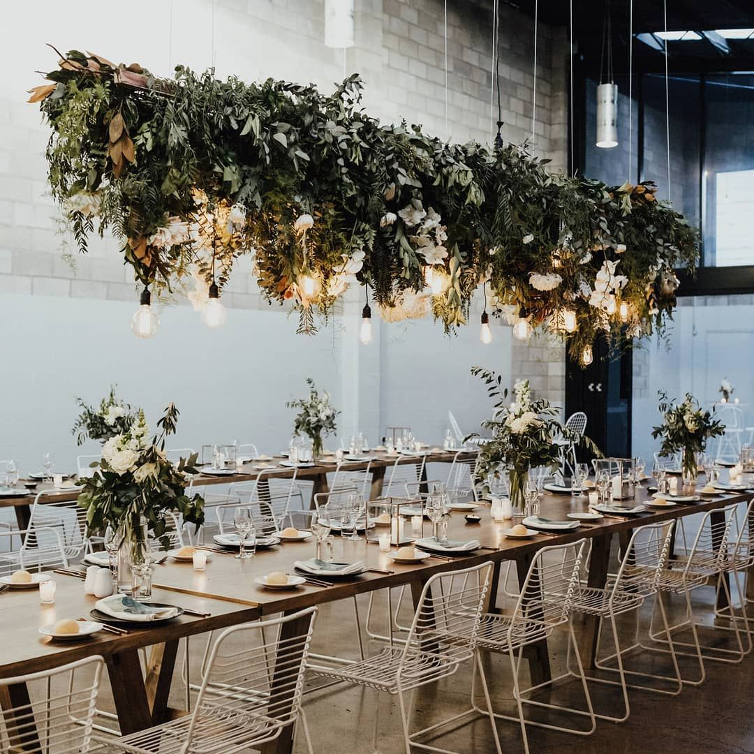 Hello May On Instagram Did You Check Out Our 15 Favourite Urban Industrial Wedding Industrial Wedding Decor Wedding Floral Centerpieces Wedding Centerpieces