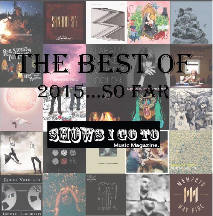 Best of 2015 SO FAR Episode 11 SIGT Podcast!