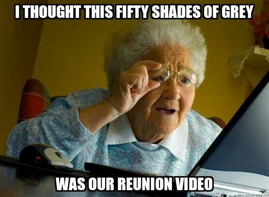 Fifty Shades Of Grey Sisters Funny Birthday Humor