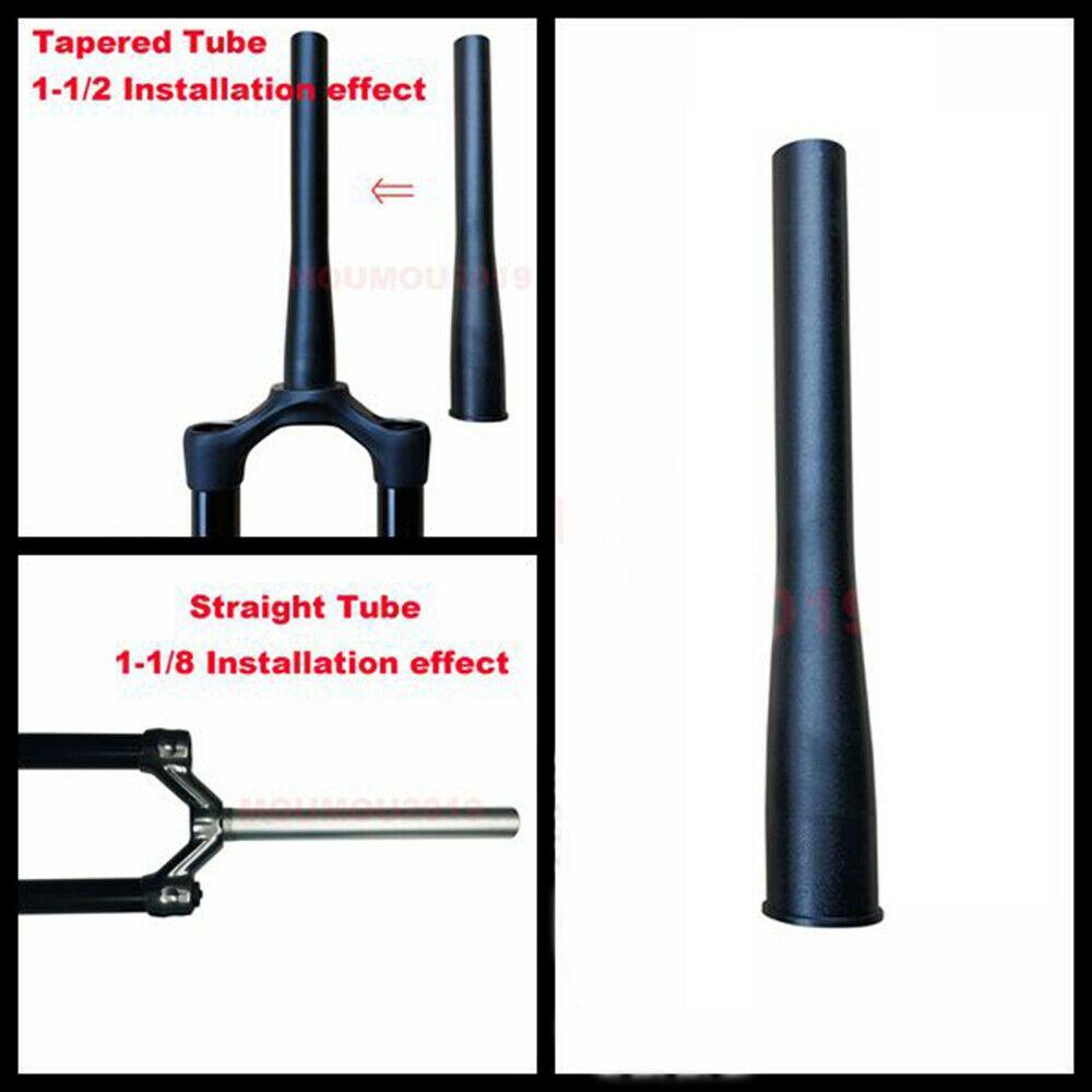 1 1 2 To 1 1 8 Bicycle Tapered Steerer Tube Fork Head Taper Tube Aluminum Alloy Ebay Aluminium Alloy Taper Tube