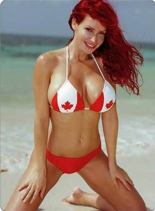 Thanks for hot canadian girls bikini