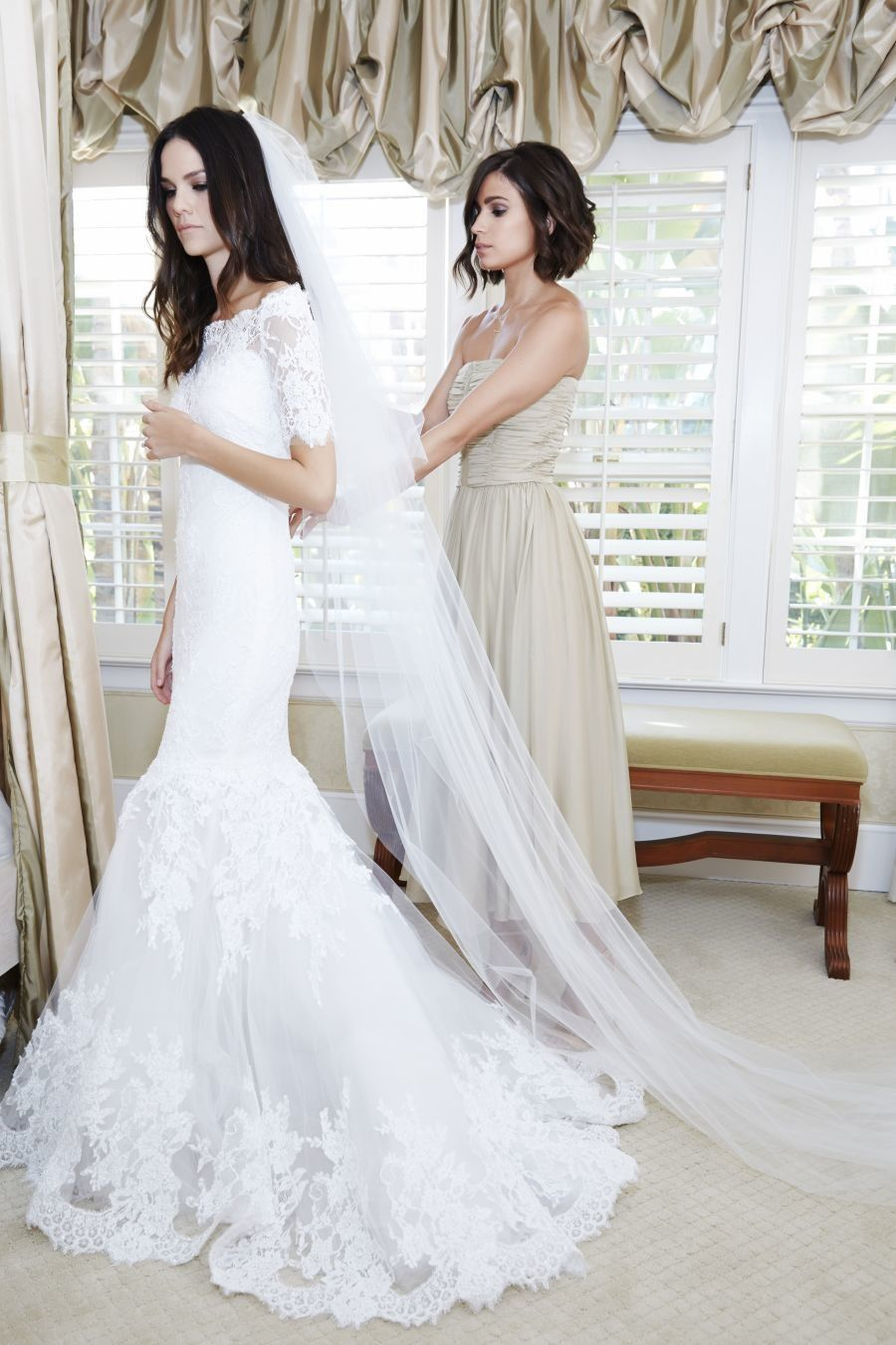 Elegant Beverly Hills Wedding of Allie Rizzo and Scott Sartiano ...