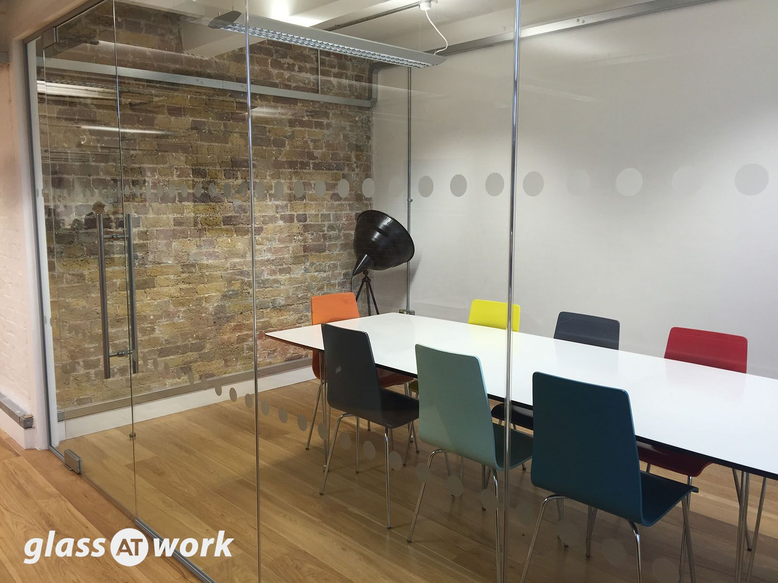 Glass Partition and Door for Hutch Games Ltd in London. & Glass Partitioning at Hutch Games Ltd (London): Glass Partition ...