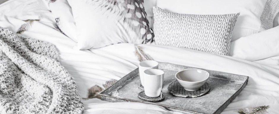 Mrazivo krásne obliečky Blanc | Bonami