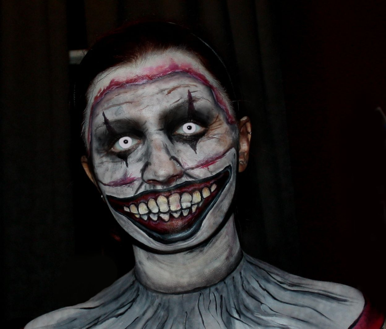 twisty the clown american horror story halloween | Costume Ideas ...