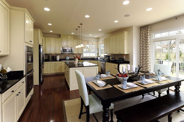 Just Perfection   Stanley Martin Homes   Kitchens