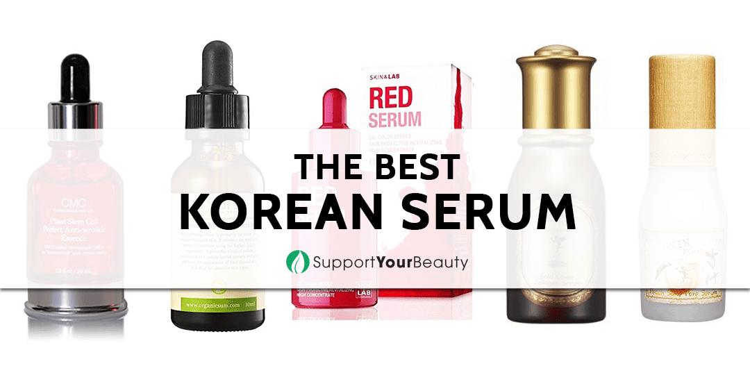 The Best Korean Serum 2018 Reviews Top Picks Hardskinbakingsoda Korean Serum Skin Cleanser Products Natural Anti Aging Skin Care