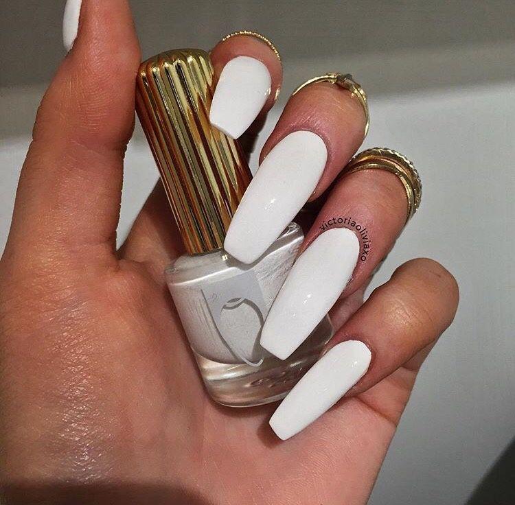pinterest: @chicpeaach ♡   Stiletto Nails   Pinterest   Nail inspo ...