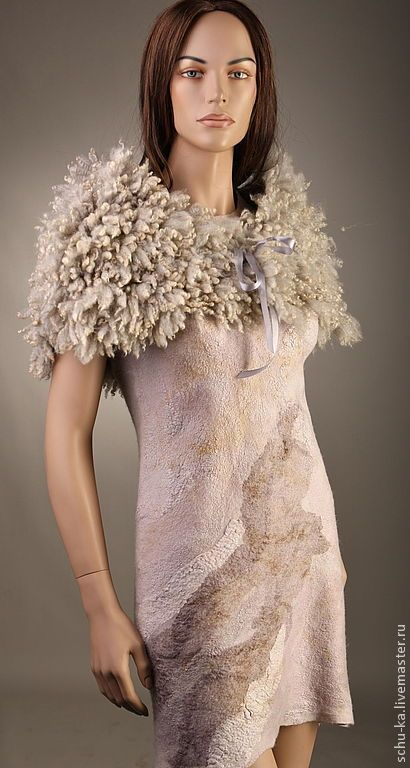9469a1540d4 Купить или заказать Платье ручной работы  Розовая жемчужина  в  интернет-магазине на Ярмарке
