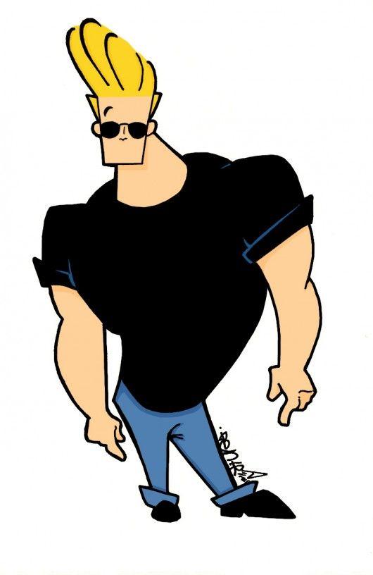 Cartoon Characters Johnny : Johnny bravo