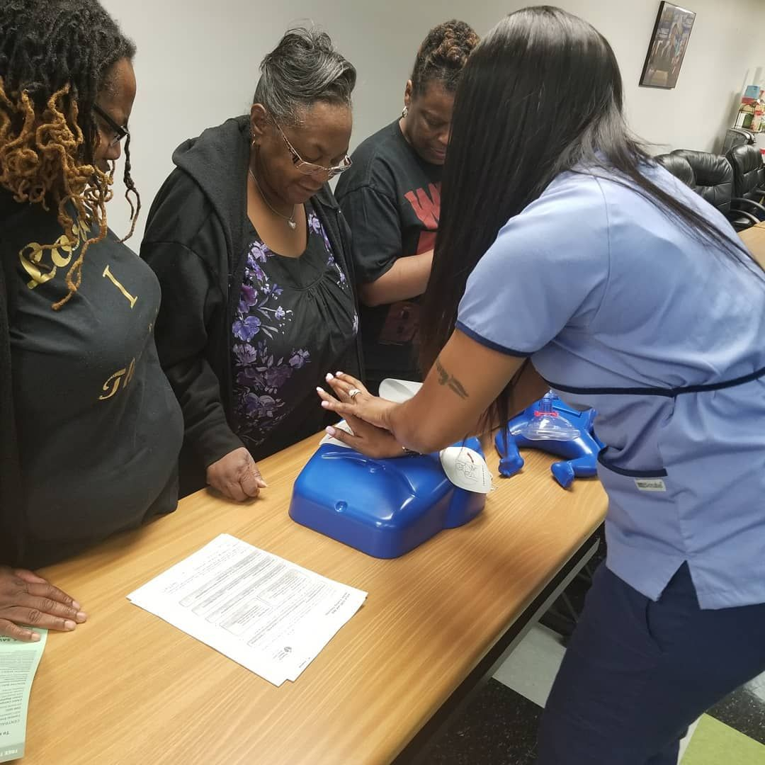NEED CPR TRAINING FIRST TIME OR RENEWAL? CPR BLS Or First