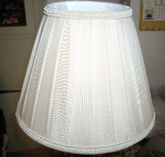 What is a good way to clean fabric lamp shades? http://in.answers ...