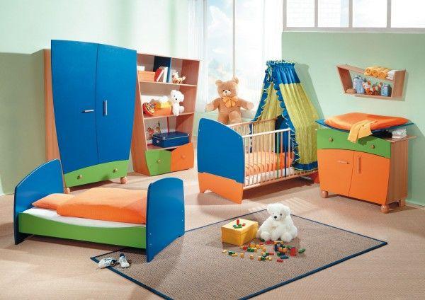 Kinderzimmer Fantasia Von Taube Bunt Baby Mobel Kinderzimmer