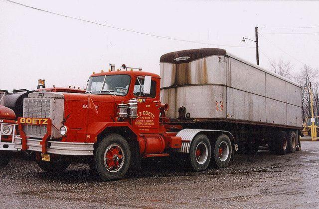 70 S Autocar Classic Pickup Trucks Classic Trucks Pickup Trucks