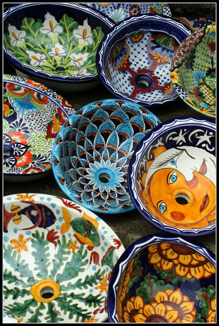 Mexican sinks...love them!!