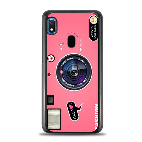 Retro Camera W9283 Samsung Galaxy A10e Case Retro Camera Samsung Galaxy Samsung
