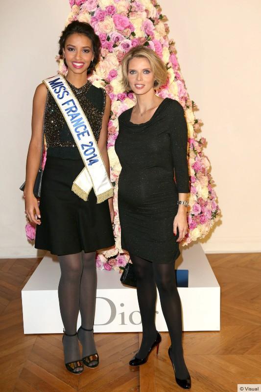 Premiers jours Miss France 2014 _ Flora Coquerel _ Sylvie Tellier