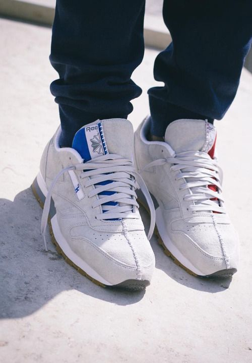 newest d48be ae3d1 unstablefragments2: Kendrick Lamar x Reebok Classic Leather ...