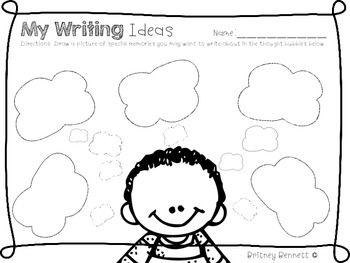 Use+these+worksheets+to+brainstorm+memories/small+moments