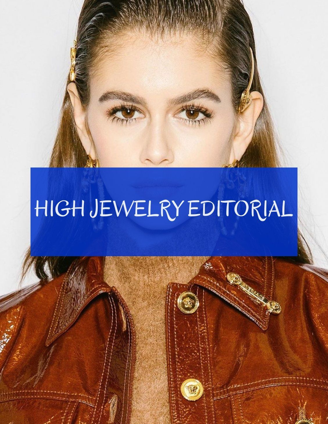 Photo of high jewelry editorial! high schmuck editorial editorial haute joaillerie! 09 …