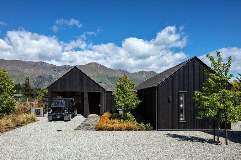 Roys Peak House - Mason & Wales Architects » archi