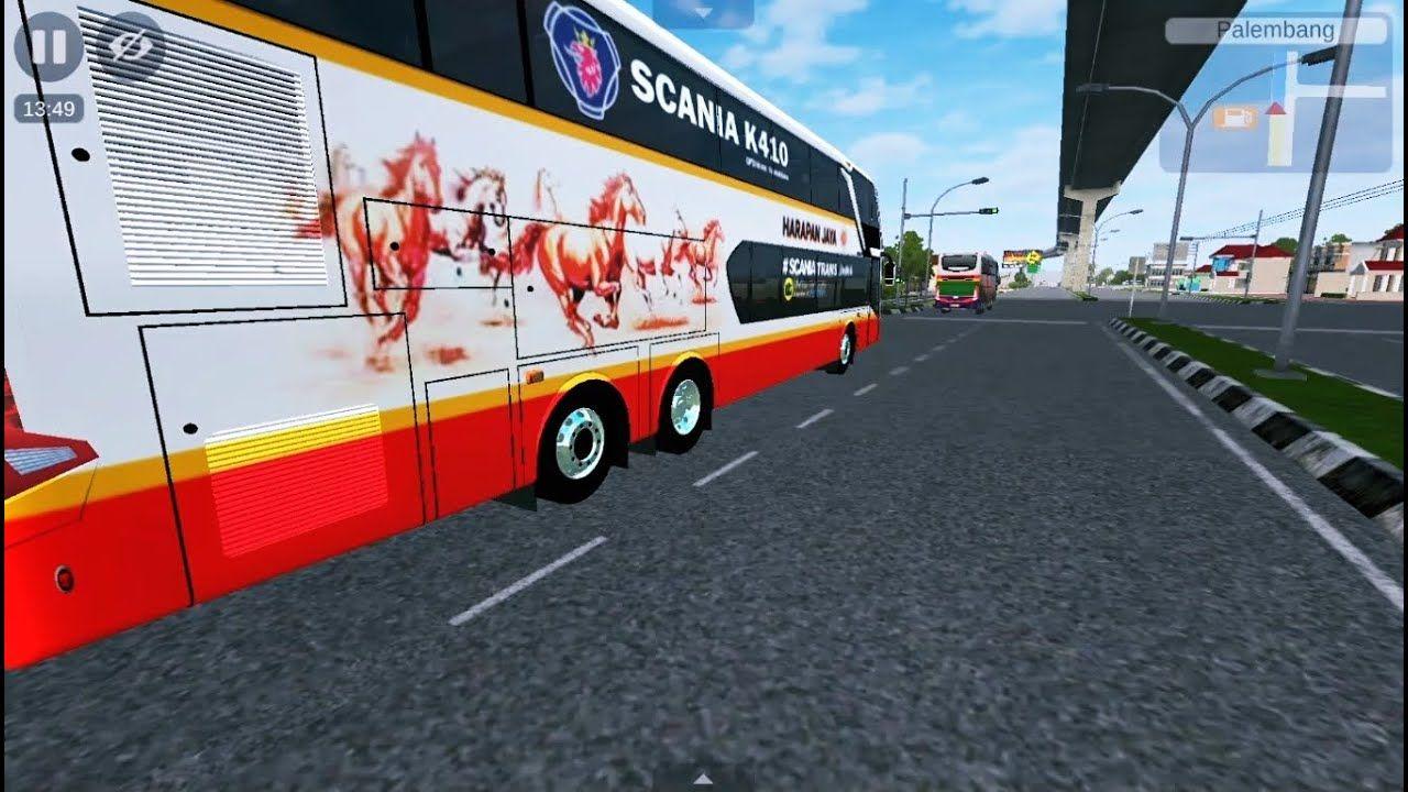 Game Mobil Mobilan Anak Laki Laki Permainan Mobil Bus Simulator Indonesia Mobil Indonesia Kendaraan