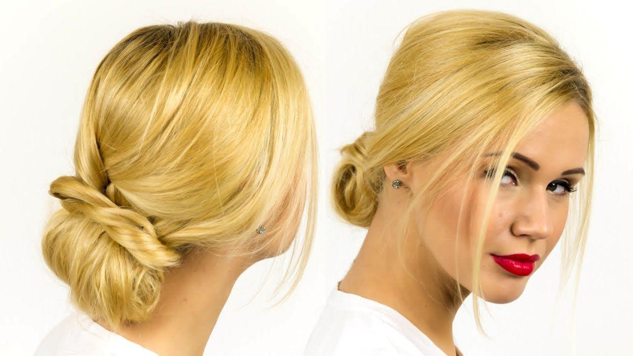 Updo elegante estilos y peinados pinterest updo and hair style