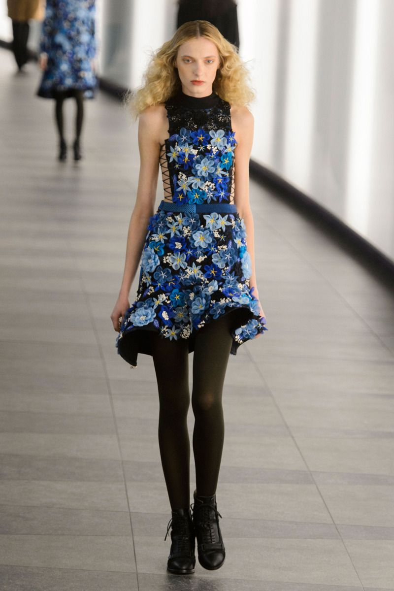 #Preen #Fall #2015 #Fashion #Show #Fall2015 #lfw #London #Fashionweek via @TheCut