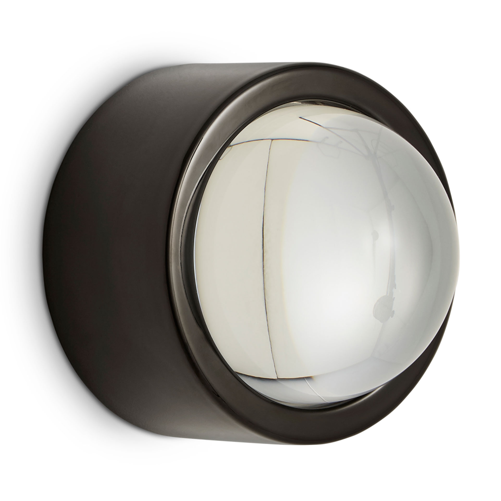 Spot Round Wall Ceiling Light By Tom Dixon Spow03bul In 2020 Ceiling Lights Tom Dixon Bulb