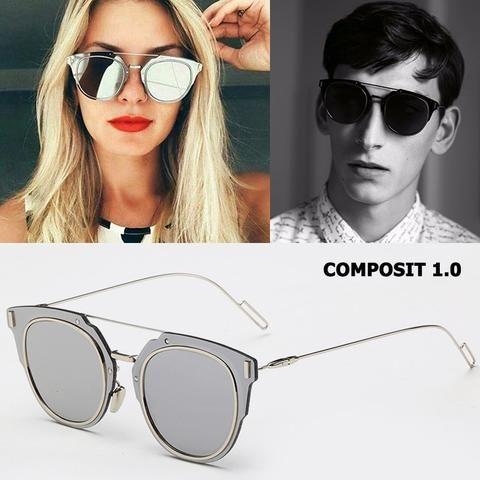 e8efbe9324f JackJad Fashion COMPOSIT 1.0 Metal Alloy POLARIZED Sunglasses Cool Brand  Design Cat Eye Style Sun Glasses