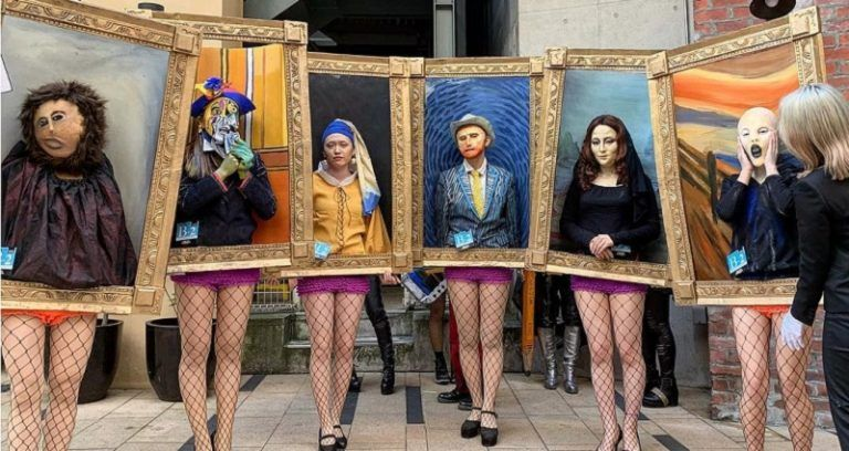 Image result for student dress up iconic art