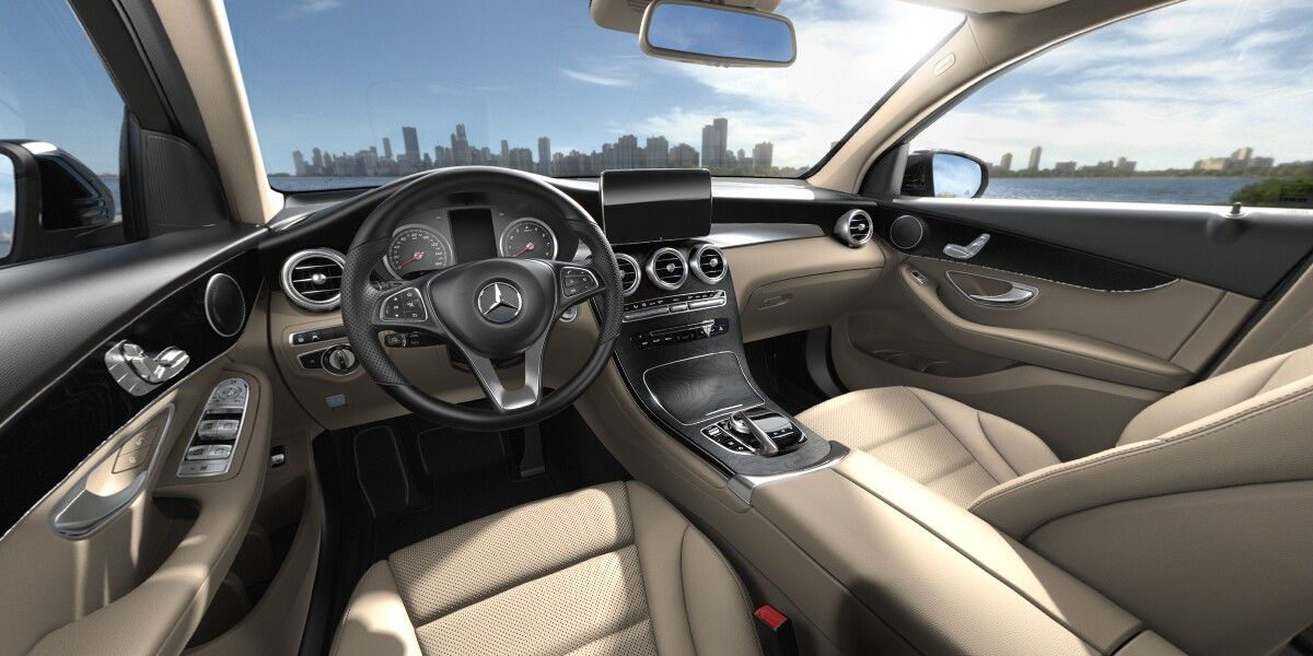 Glc 300 4matic Coupe With Images Mercedes Benz Interior