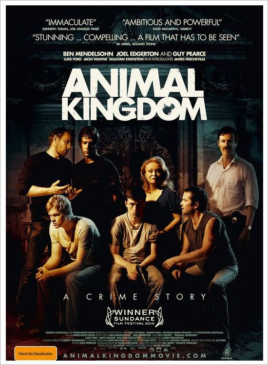 Pin By Count Slothula On Movie Posters Animal Kingdom Film Kingdom Movie Animal Kingdom