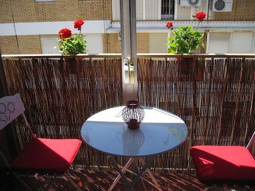 Foto decoraci n terrazas peque as exterior decoraci n - Decoracion terrazas pequenas ...