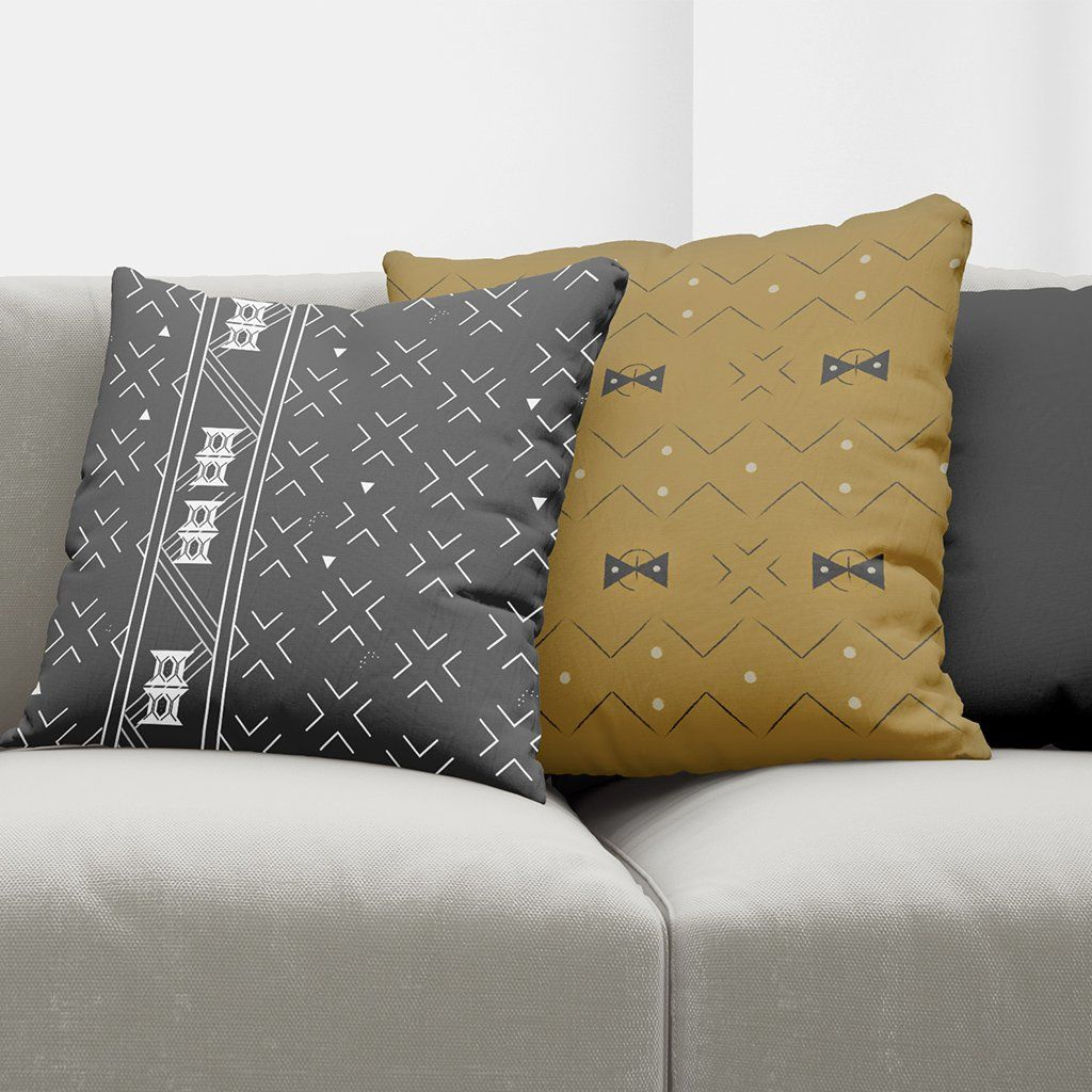 Change Pillowcase Lws Boutique African American Designer Pillow Cases Living Room Designs