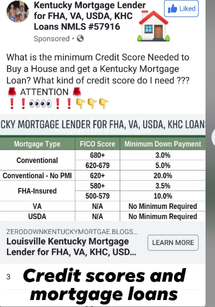 Kentucky Usda And Rural Housing Loan Information Home Loans