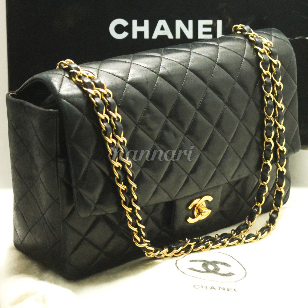 Check  CHANEL Single Flap Chain Shoulder Bag Black Quilted Lambskin 563 #CHANEL https://t.co/SX7Y1hPTJQ https://t.co/jwUDAadSYq