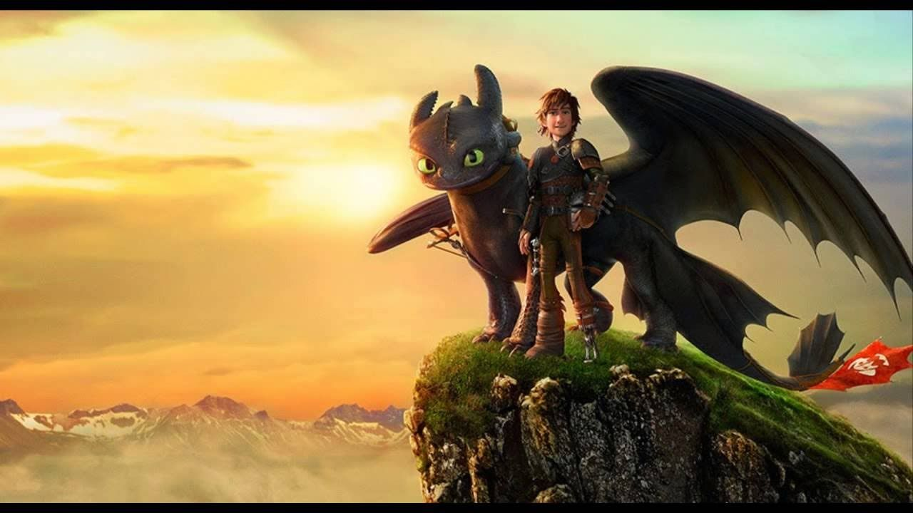 How To Train Your Dragon Ii Part 01 06 Full Hd 2014 Como
