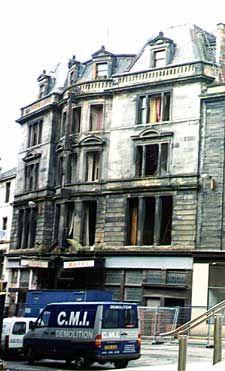 The George Hotel Buchanan St
