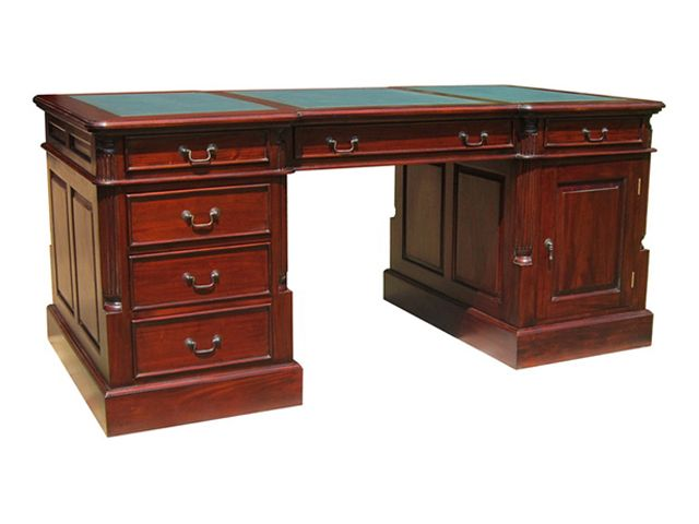 Sbw001 Double Sided Partner Desk H 80