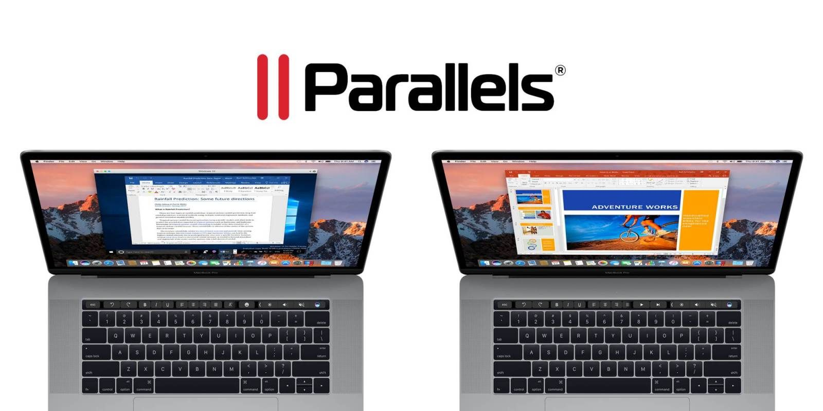 Parallels acquired by veteran creative software company