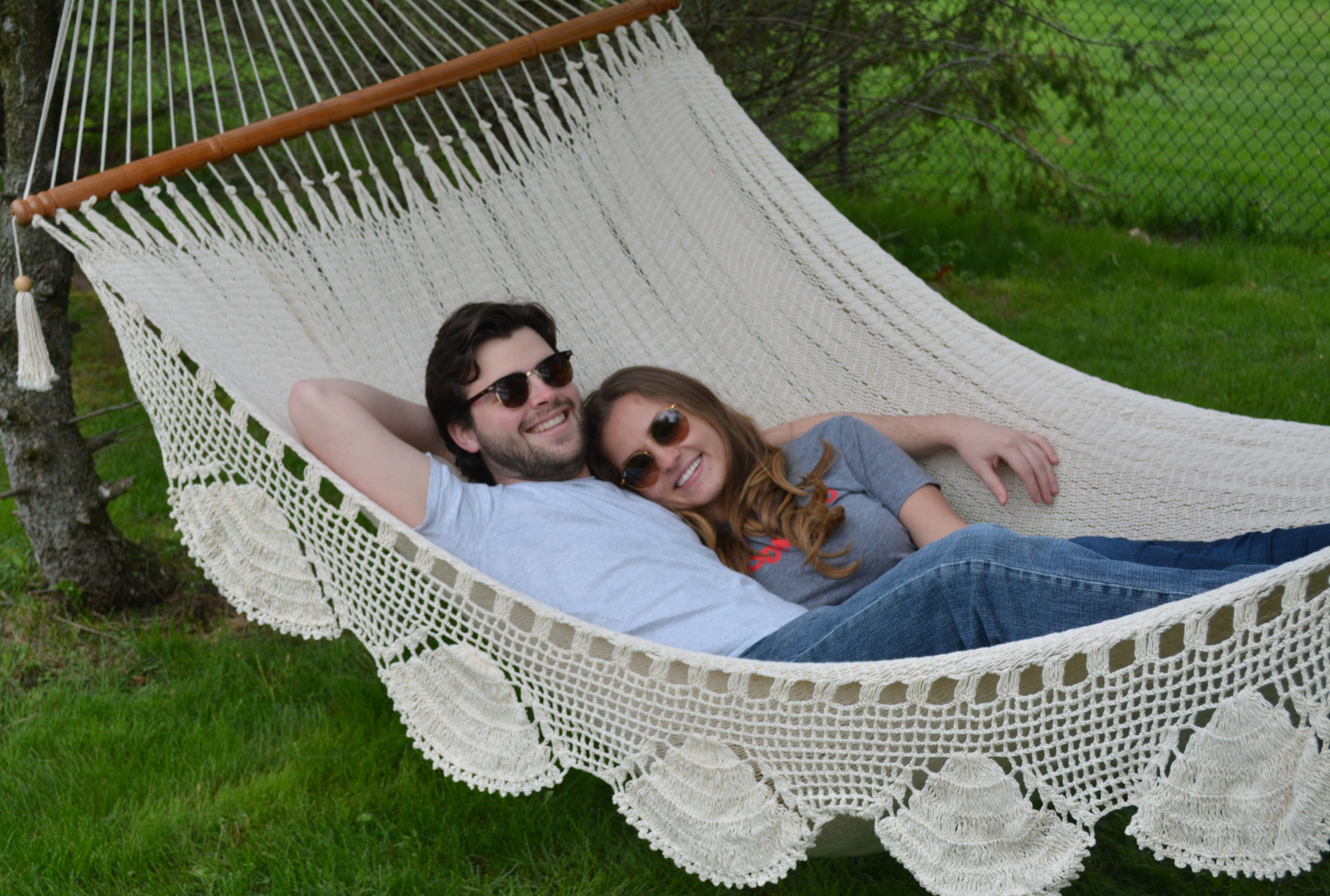 The Worlds Comfiest Hammocks Are Expertly Handwoven By Artisans In