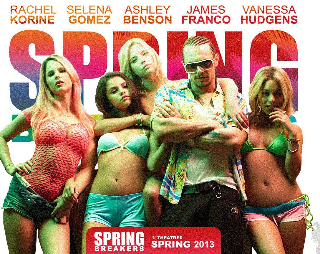images NudeSpring Breakers Movie Poster