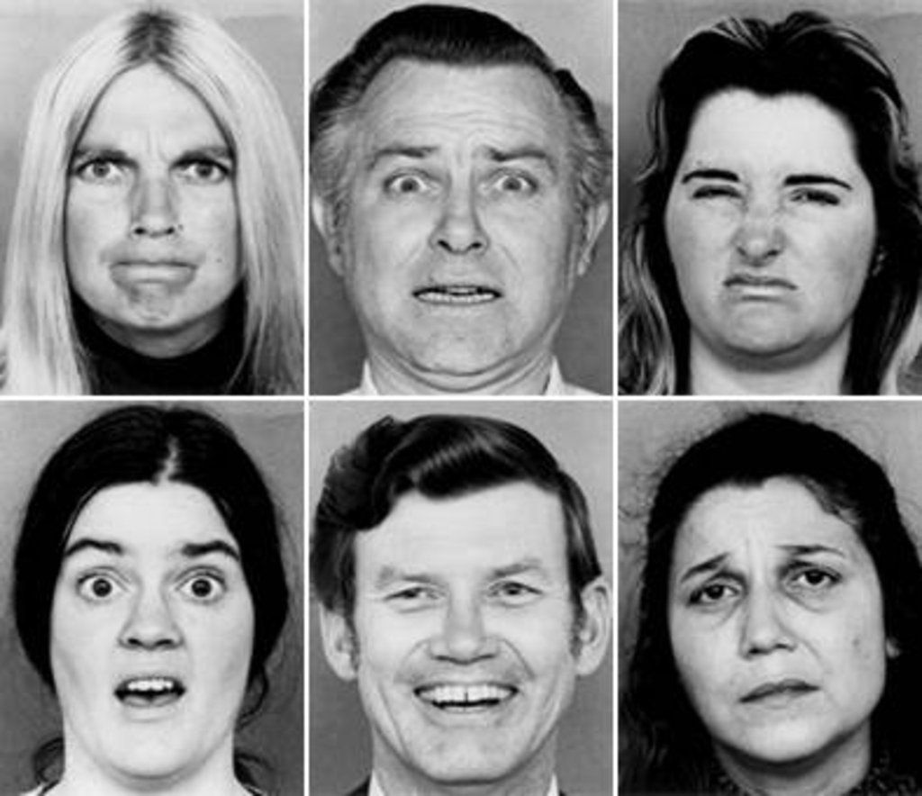 Facial Expressions Of Emotion