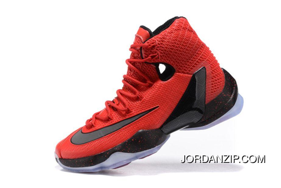 7ae2808a1224 Nike Lebron 13 Elite University Red 2016 Best