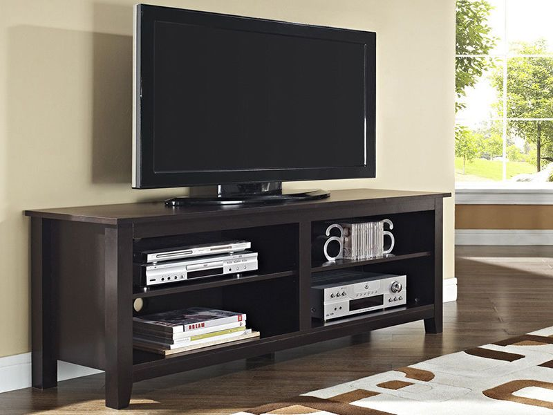 How to Build a Flat Screen TV Stand Flat screen tv stands Flat
