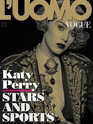 Katy Perry - Luomo Vogue